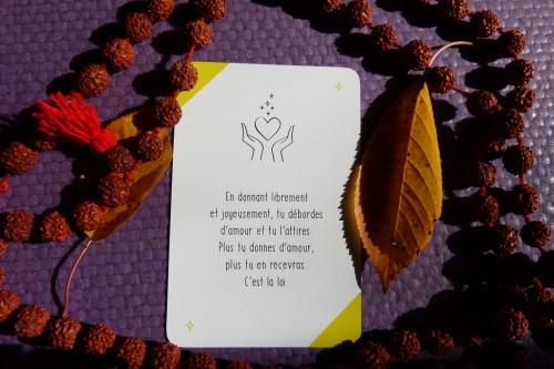 Altar Cards mala